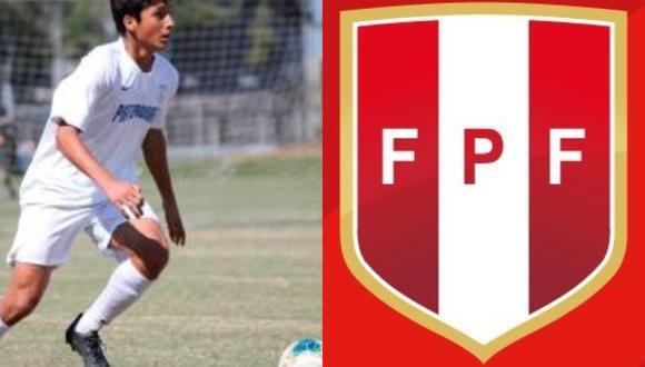 Robert Kaemmerer juega en Estados Unidos y sueña con la Selección Peruana. (Foto: Internet)