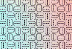 Reto viral: Hay 2 navajas de un solo filo escondidas en la ilustración y debes hallarlas