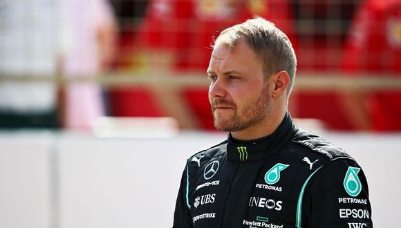 En los cinco años que estuvo en el equipo de Mercedes-Benz, Valtteri Bottas consiguió dos subcampeonatos como compañero de Lewis Hamilton. (Foto: Agencias)