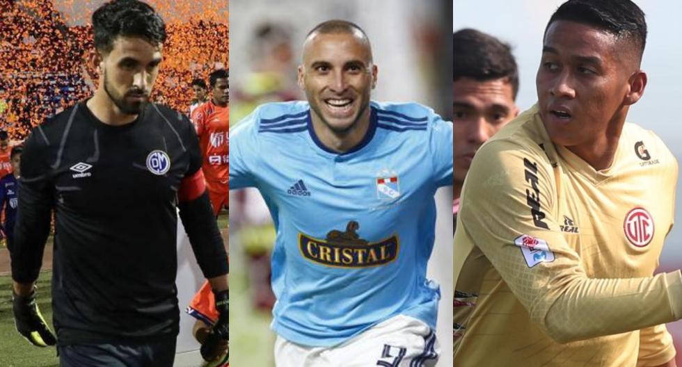 El equipo ideal de la Liga 1 en 2020 (Foto: Liga 1)