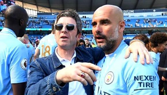 Liam Gallagher lanza un duro 'dardo' por el fichaje de Jack Grealish. (Foto: AFP)