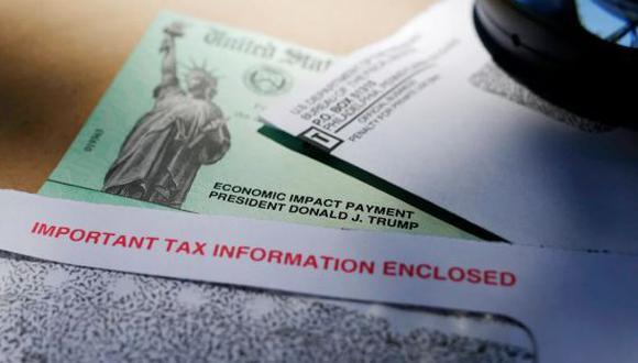 Tercer cheque de estímulo: ¿cómo, cuándo y dónde cobrar el bono en USA? (Foto: Getty Images)