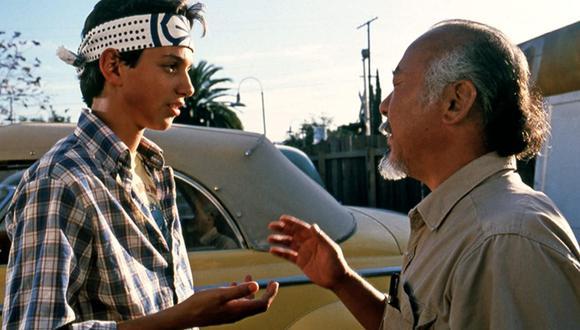 """""""Cobra Kai"""" está ambientada 34 años después de los eventos de """"Karate Kid"""" (Foto: Sony Pictures)"""