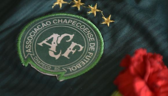 Chapecoense comunicó el fallecimiento de su presidente a causa del coronavirus. (Foto: AFP)