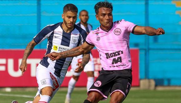 Alianza Lima y Sport Boys jugaron en el Gallardo (Foto: Liga 1)