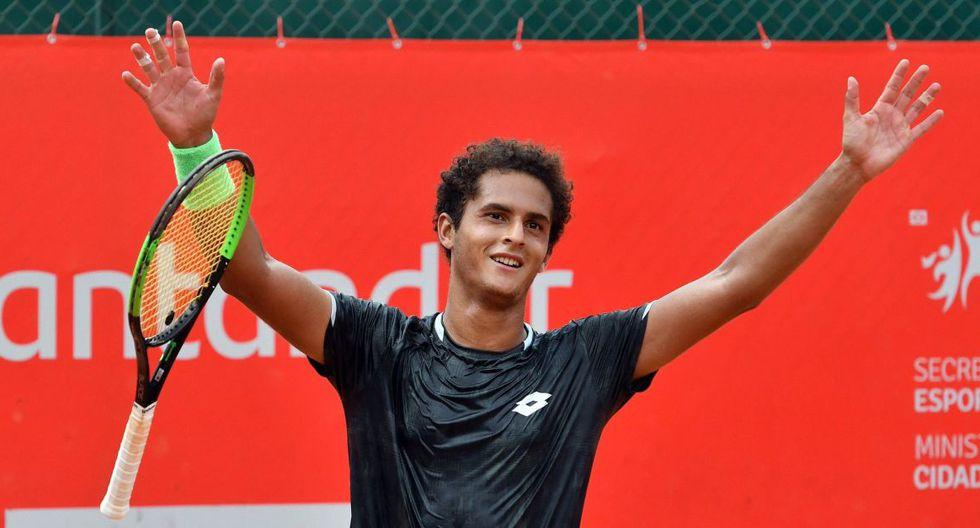 Juan Pablo Varillas ganó dos títulos Challenger en el 2019. (Foto: GEC)