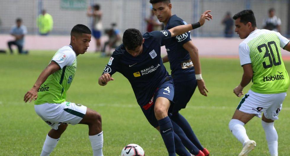 Pablo Zegarra destacó la entrega de su equipo frente a Alianza Lima. (Foto: Violeta Ayasta)
