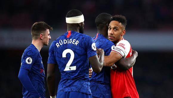 Chelsea venció a Arsenal por la Premier League. (Getty)