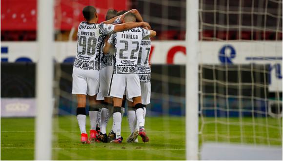 América y Atlas se vieron las caras el sábado por la fecha 7 del Clausura 2021 de la Liga MX (Foto: Getty Images)