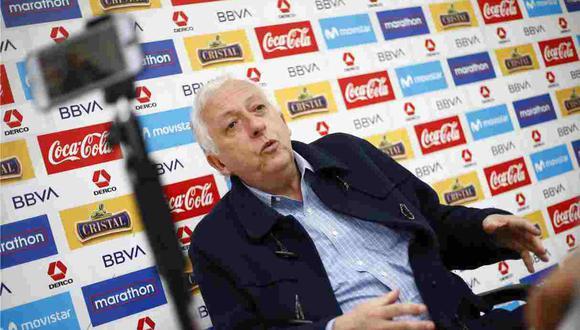 Antonio García Pye dio detalles de la planificación de la selección peruana para la siguiente fecha de las Eliminatorias Qatar 2022. (Foto: GEC)