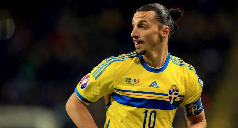Las predicciones de Zlatan Ibrahimovic para la Copa del Mundo (Foto: Getty Images).