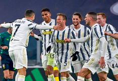 De la mano de Cristiano: Juventus venció 2-0 a Cagliari por la Serie A