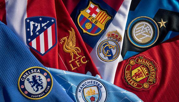 La Superliga europea tenía como fecha de inicio el mes de agosto de 2021. (Getty)