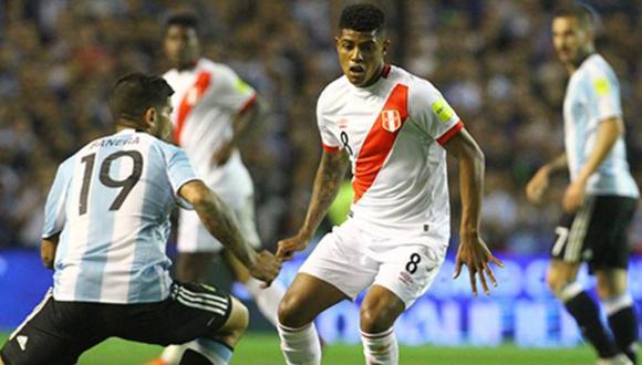 Wilder Cartagena llegó a Godoy Cruz a inicios del 2020. (Foto: GEC / Agencias)