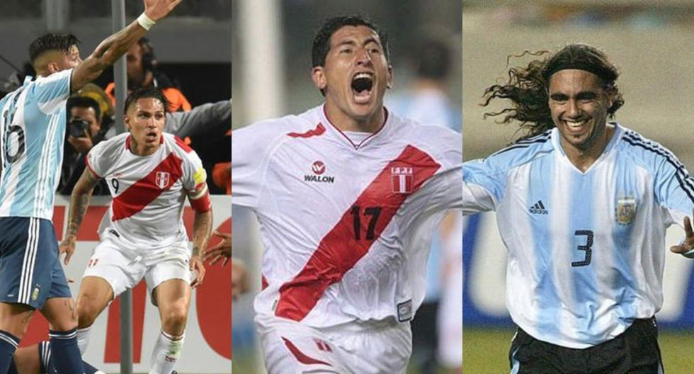 Últimos 5 partidos entre Perú y Argentina (Foto: GEC / Agencias)
