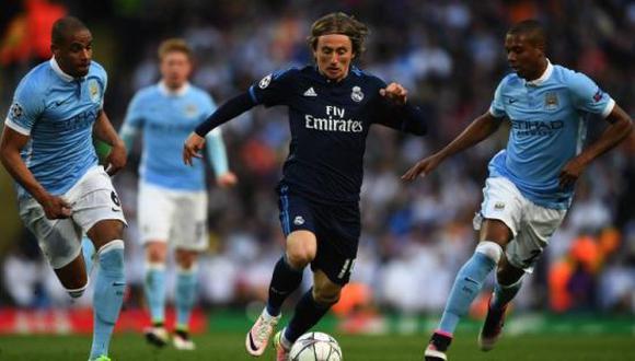 Luka Modric culminará su contrato con el Real Madrid en junio de 2022. (Foto: Getty)