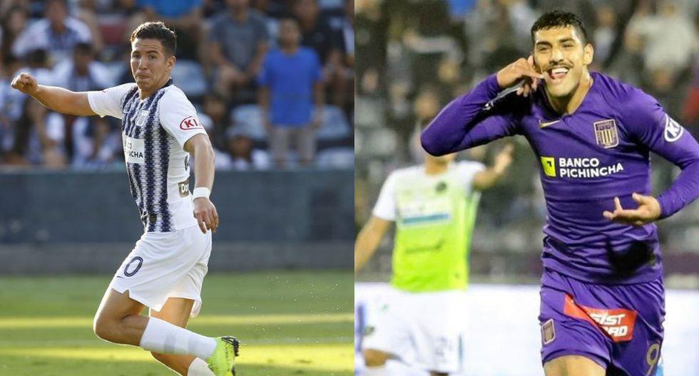 Adrián Ugarriza sería titular en el Alianza Lima vs. Binacional. (Foto: GEC)