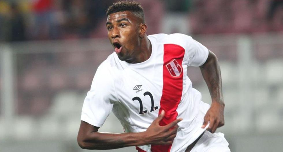 Carlos Ascues acumula 21 partidos y cinco goles con la Selección Peruana, de los cuales dos fueron en su debut ante Panamá. (Fuente: Movistar Deportes)