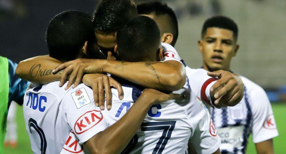 Alianza Lima realizó su convocatoria para el clásico.