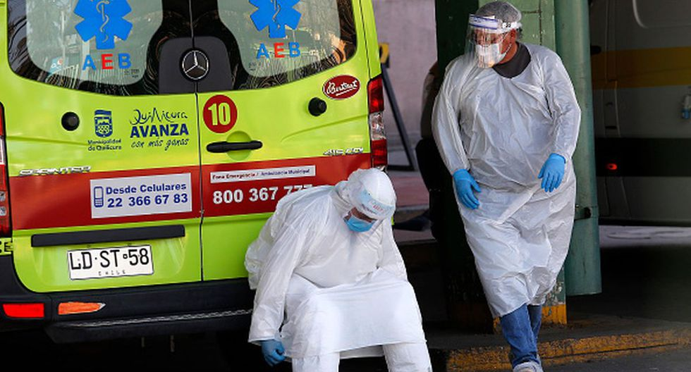 Chile colapsa su sistema sanitario con cerca de 5.000 infectados de coronavirus en 24 horas
