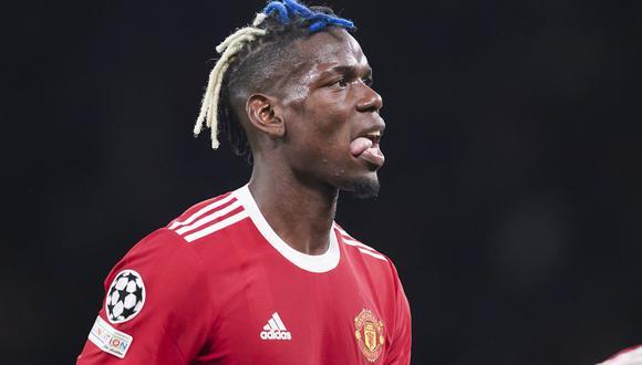Paul Pogba acaba contrato al final de temporada con el Manchester United. (Foto: AP)