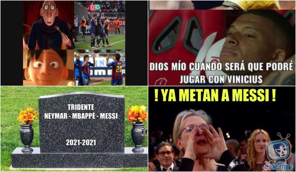 Lionel Messi debutó en el PSG: los mejores memes de su estreno en redes [FOTOS]