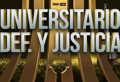 Universitario vs. Defensa y Justicia EN VIVO: minuto e incidencias vía Fox Sports 2 por la Libertadores
