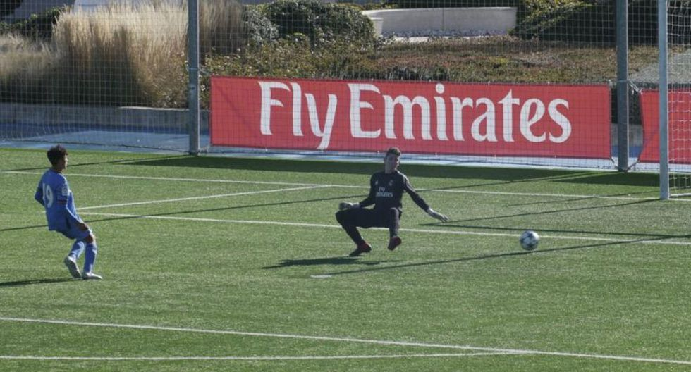 La joven promesa peruana que brilla en el Getafe y le anotó al Real Madrid.