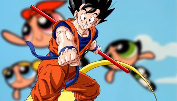 """Dragon Ball inspiró esta escena de """"Las Chicas Superpoderosas"""" y vuelve a ser tendencia"""