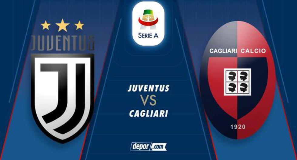 HOY EN HD Juventus vs. Cagliari EN VIVO ONLINE TV EN DIRECTO: ver aquí TRANSMISIÓN y NARRACIÓN vía ESPN 3 y RAI TV con Cristiano Ronaldo LIVE AHORA por Serie A de Italia 2020 | FUTBOL-INTERNACIONAL | DEPOR