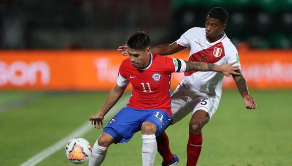 Miguel Araujo espera volver a la Selección Peruana para esta fecha triple (Foto: AFP)