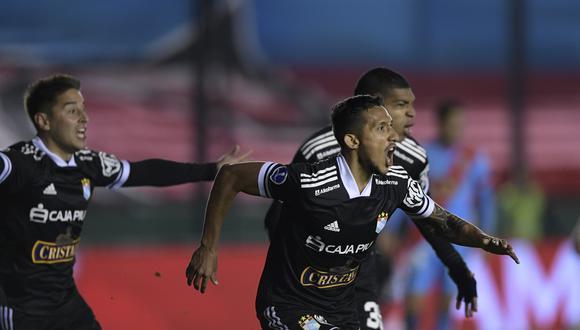 Sporting Cristal igualó 1-1 con Arsenal de Sarandí (Foto: AP)
