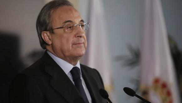 Florentino Pérez logró otro fichaje 'galáctico' para las canteras del Real Madrid. (Foto: Cordon Press)