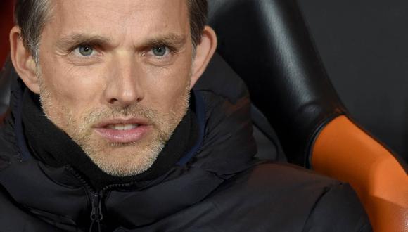 Thomas Tuchel llevó al PSG la temporada anterior a la final de la Champions League.  (Foto: AFP)