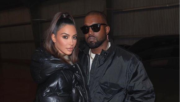 Kanye West fue fotografiado en Los Ángeles tras revelarse que se divorcia de Kim Kardashian. (Foto: @kimkardashian)