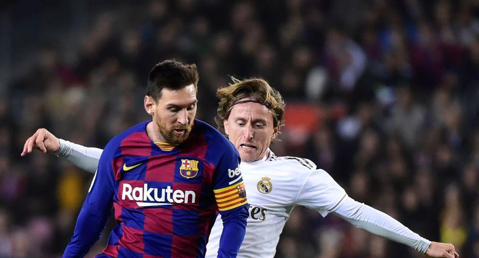 Real Madrid vs. Barcelona: mira los horarios y señal de transmisión del Clásico en el mundo (Foto: Agencias)