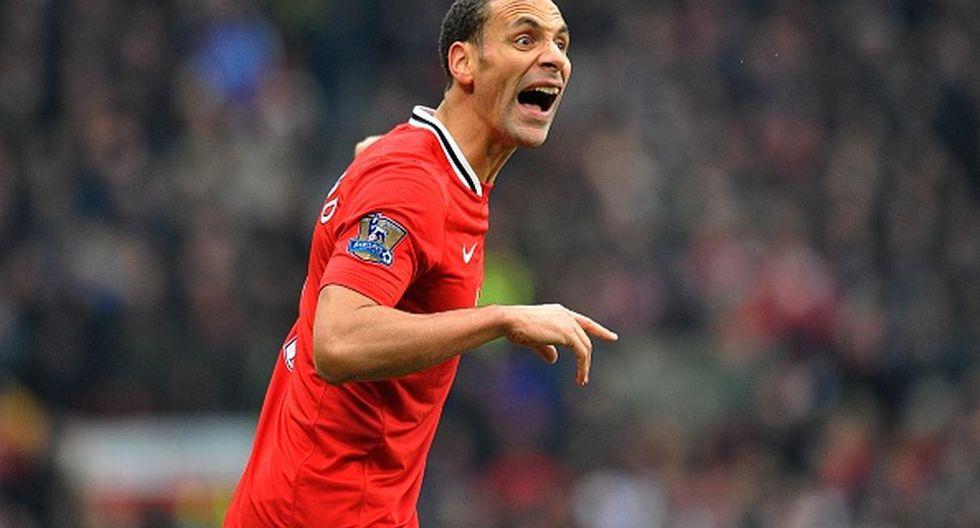 Rio Ferdinand: de Bolton a Manchester Unired en 2002 por 46 millones de euros. (Foto: Getty Images)