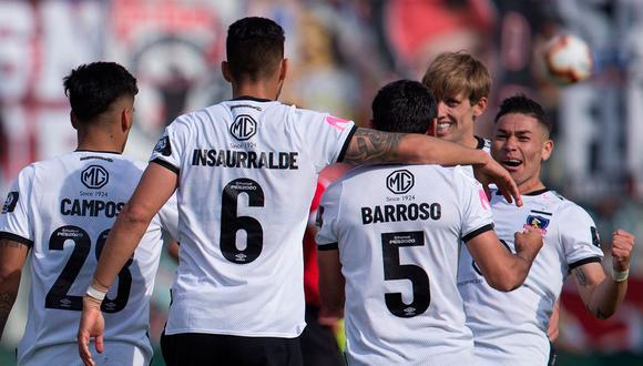 Colo Colo ganó 3-2 a Universidad de Chile con gol de Julio Barroso a los 93 minutos de juego en el Monumental de Santiago de Chile.