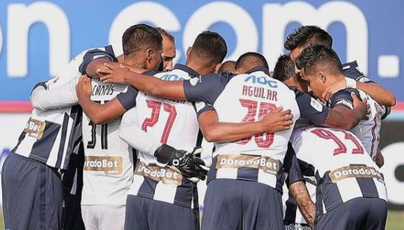 El mensaje de Barcos tras la victoria de Alianza Lima. (Foto: Instagram)