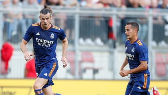 Gareth Bale jugó al temporada pasada cedido en el Tottenham. (Foto: Real Madrid)