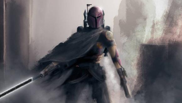 El Darksaber es muy importante para la gente de Mandalore (Foto: Lucasfilm)