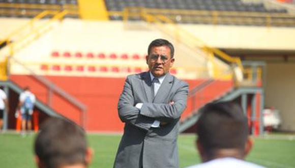 El gerente deportivo de Universitario habló sobre la Copa Libertadores. (Foto: 'U')