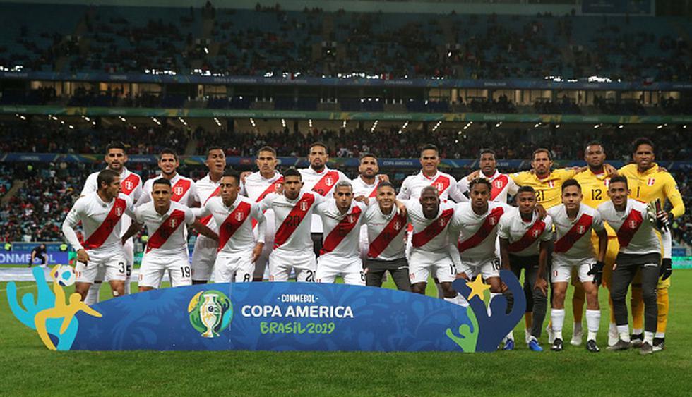 Perú vs. Brasil | Alineación de la 'Blanquirroja' para la final de la Copa América 2019 (Foto: Getty Images)