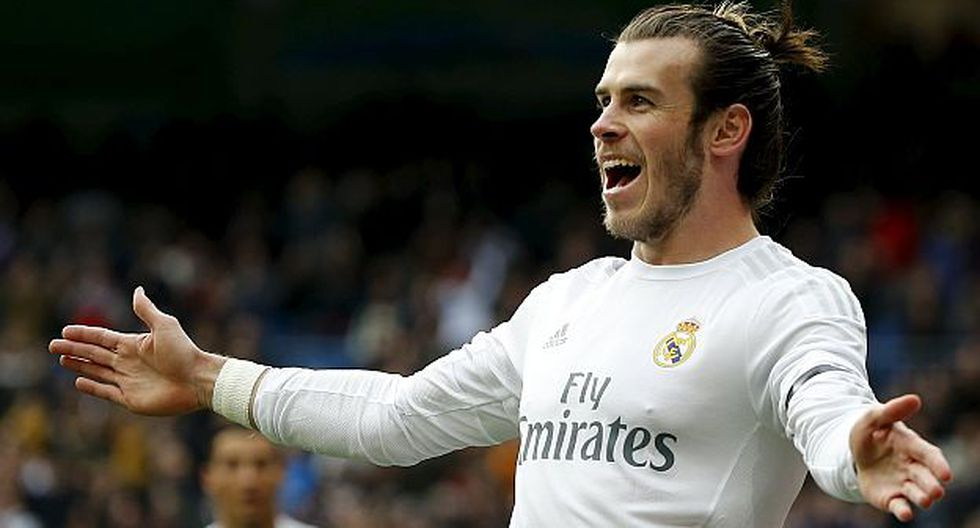 Gareth Bale lleva tres temporadas en el Real Madrid. (Getty Images)