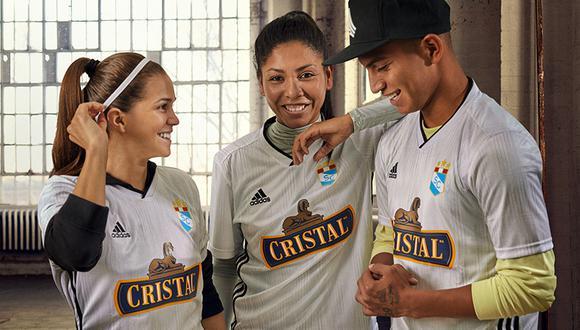 Sporting Cristal estrena nueva camiseta alterna