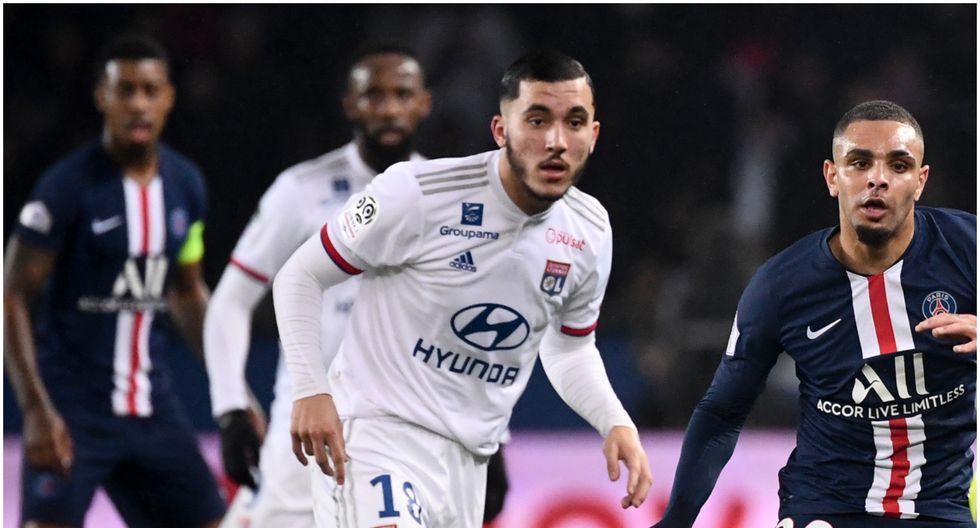 Edad 16: Rayan Cherki juega en Olympique Lyon y está valorizado en 8,7 millones de dólares (Foto AFP)