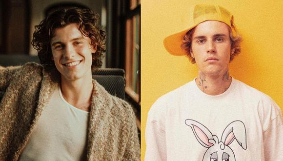 """Shawn Mendes anuncia """"Monster"""", su nueva colaboración con Justiin Bieber. (Foto: @shawnmendes/@justinbieber)"""