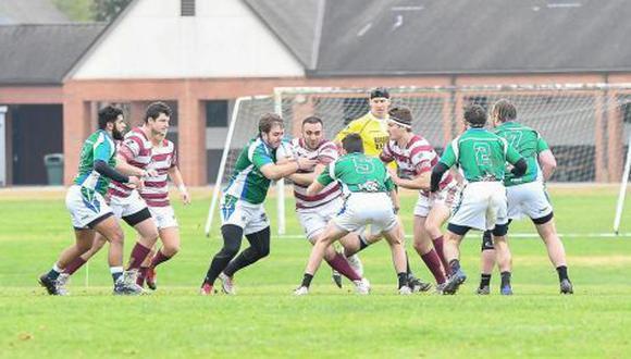 Seis razones por las que deberías jugar rugby. (Difusión)
