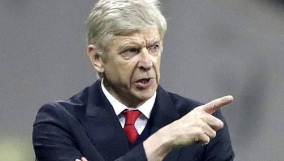 Arsene Wenger dirigió al Arsenal entre 1996 y 2018. (Foto: AP)