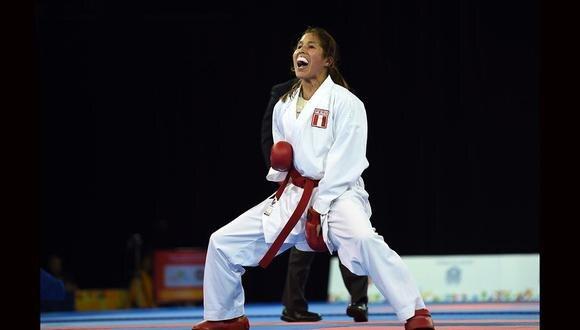 Alexandra fue medalla de oro en los Juegos Panamericanos Lima 2019. (Foto: AFP)